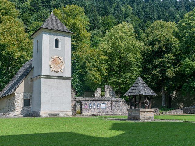 Kostol v Červenom Kláštore
