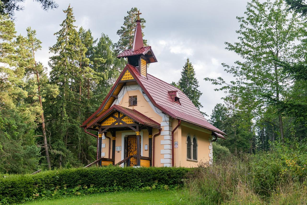 Kostol svätej Heleny Kvetnica