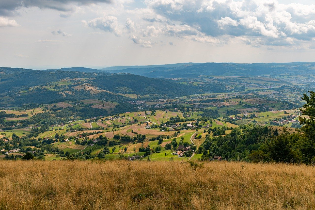 Výhľad na Hriňovské lazy, Kešovka